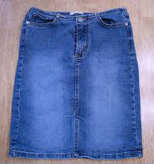 Denim Skirt Pattern