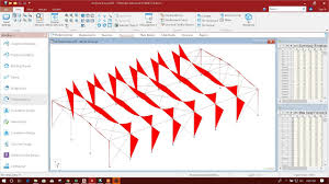 Portal Frame Design Software Steel Portal Frame Design In Staad Pro Connect Edition Part3 3