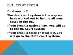 Dual Court System Notes