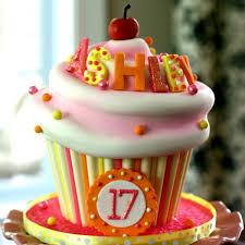 Giant Cupcake Cake Cakeheads