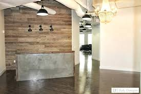 modern rustic office. full image for charming modern rustic office design reception cool o