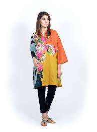 Latest Kurta Designs \u0026 Styles 2017-18 Sana Safinaz Pret Collection