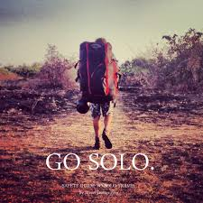 Travel Alone Quotes Stunning Travel Alone Quotes Custom 48 Solo Travel Quotes For Women