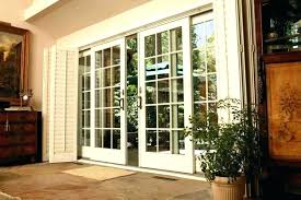 replace patio door replace sliding glass door with french door large size of to replace sliding