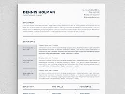 Clean Professional Resume Resume By Resumedeviser On Dribbble