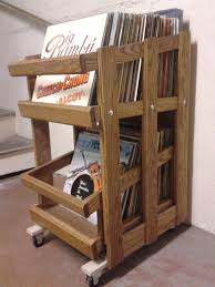 vinyl record furniture. Vinyl Record Storage Furniture Type V