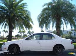 1996 Cloud White Nissan Altima Gxe 38229735 Gtcarlot Com