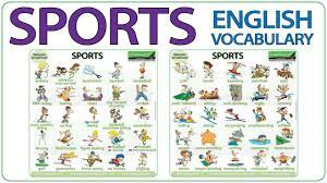 Sports - Names of Sports in English - Sport Vocabulary Lesson - YouTube