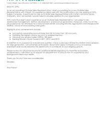 Area Sales Representative Cover Letter Inside Rep Sample Applying