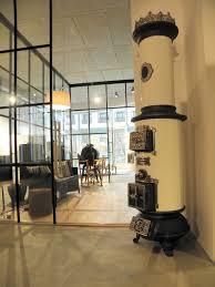 Buller Ofen Ausstellung Hamburg Westbo Kanonenofen Kamin