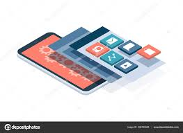 Touch Screen Web Design App Development Web Design Layered User Interfaces Screens