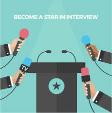 become a star in an interview edgar people