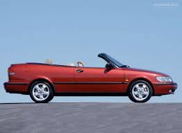 SAAB 9-3 Convertible specs - 1998, 1999, 2000, 2001, 2002, 2003 ...