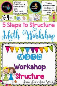 Math Workshop In Kindergarten See How