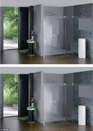the sonte can be cut to fit any glass covering including showers and bathroom windows
