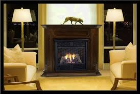 fireplace ventless