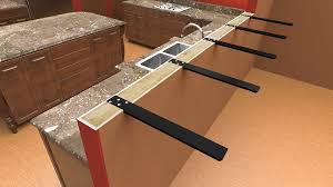 most popular granite countertop brackets ideas of