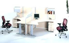 double office desk. Double Office Desk. Desk Medium Size Of Via Pedestal Home Furniture . E