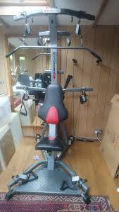 bowflex xtreme 2 se full workout home multi gym uses cables pulleys not heavy nosier weights cambridge cambridgeshire