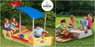 sandbox with canopy sams club backyard