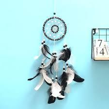 feather wall hanging dream catcher feather wall hanging yin yang decor black white juju feather wall feather wall hanging