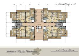 elegant flats design plans 12 montego 364 with 1br granny flat attached