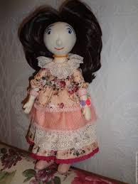 Кукла тильда Эльза – купить на Ярмарке Мастеров – 7ZGI4RU ...