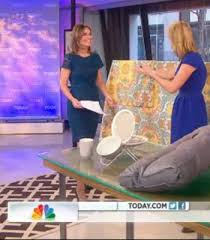 safavieh dhurrie rug featured on today show segment
