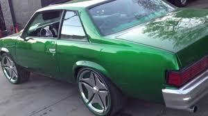 1980 Chevy Malibu Candy Green - YouTube