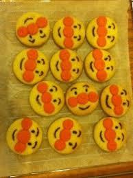「アンパンマンクッキー」の画像検索結果