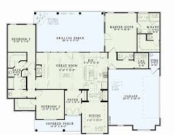 open floor plans under 2000 sq ft new 2000 square foot ranch house plans