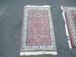 rug machine made oriental wool pink fl carpet rugs cleaning