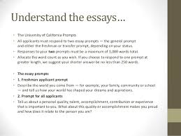 communicating your stories tips for great college application essays  9 understand the essays