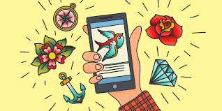 34 онлайн ресурса для тех кто любит татуировки лайфхакер