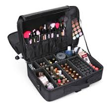 large professional makeup cases