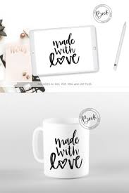 Free svg files to download and create your own diy projects using your cricut explore, silhouette cameo and more. Made With Love Graphic By Beckmccormick Creative Fabrica Hand Lettering Custom Tumblers Svg Files For Cricut