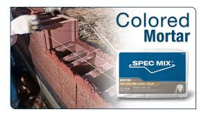 Brixment Color Chart Colored Mortar Spec Mix