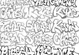 simple graffiti letters oferta