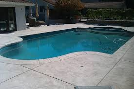 concrete pool decks. Delighful Pool Advantage Of Concrete Pool Deck Throughout Decks M