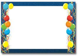 birthday balloons border landscape. Interesting Balloons Party Balloons Border Inside Birthday Landscape P