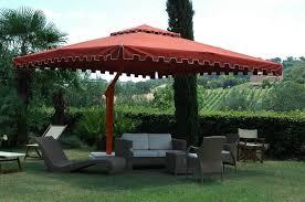 cantilever patio cantilever umbrella royal poggesi garden patio umbrellas
