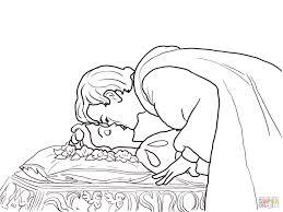 Disegni Da Colorare Principe Di Biancaneve Fredrotgans