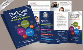 Marketing Brochure Templates 14 Marketing Brochure Design Template Freedownload Printing