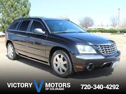 2006 Chrysler Pacifica Limited | Victory Motors of Colorado