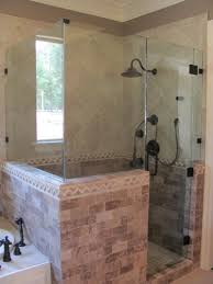 all of the shower enclosures shown is actual work provided installed by concepts in glass