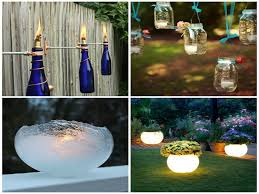 unique outdoor lighting ideas. 27 Unique DIY Outdoor Lighting Ideas \u0026 Tips