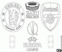 Kleurplaten Voetbal Kampioenschappen Kleurplaat