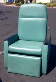 letgo teal leather recliner in winchester nv ivory leather recliner geri chair recliner