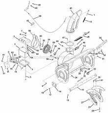 ariens pro 32 snowblower 926039 ereplacementparts com Yard King Snowblower Parts Diagram Snow Blower Engine Diagram #39