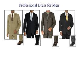 professional clothing guidelines and expectations professional dress general rules to